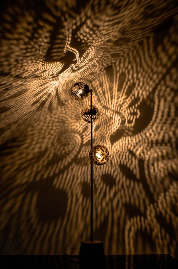COCOforest floor lamp